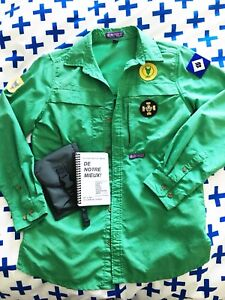 Chemise Scouts