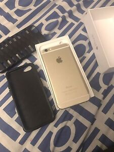 Iphone 6  380$  black and gold