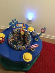 Evenflo exersaucer. AVAILABLE