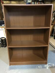 3 Shelf wooden Bookcase