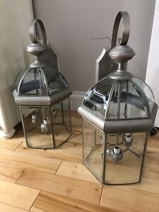 Exterior lights - large