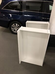 Malm under bed storage (queen) like new