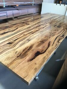 Soild Marri dining tables made to size