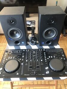 PIONEER  DJ SET Cheap in mint condition