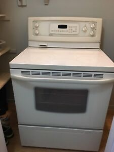 Kenmore Stainless Glass Top Stove