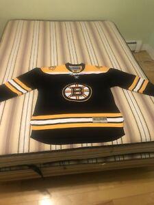 Boston Bruins rbk jersey