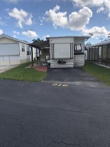 1 bdrm/1 bath trailer Largo/Clearwater
