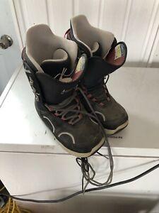 Burton tribute snowboard boots