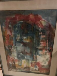 """""""Fire Down Town""""  By Roland Ayers"""