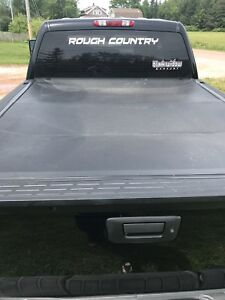 Backflip tonneau cover