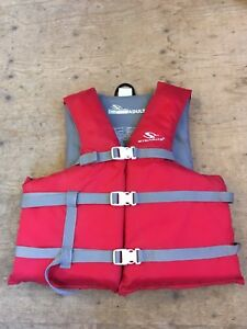 For Sale: Life jacket - Stearns (Adult / Oversize)