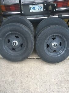 S10, Sonoma or blazer tires