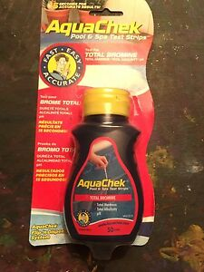 AquaCheck Bromine test kit for swimming pools Randwick Eastern Suburbs Preview