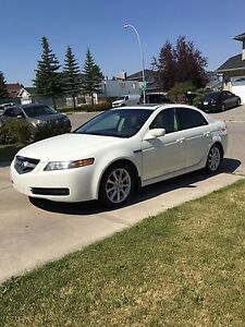 2004 Acura TL V6 3.2 L Vtec fully loaded with 124,000 km only