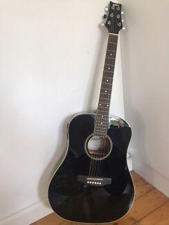 Guitar - Ashton D25BK