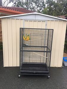 BRAND NEW - HUGE cage on wheels $260each Helensvale Gold Coast North Preview