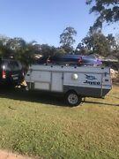 Jayco Dove Campervan Caravan Urangan Fraser Coast Preview