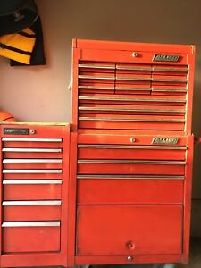 Allied tool chest