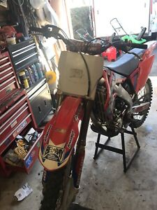 Crf250r Ready To RIP