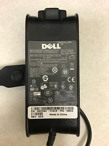 Dell laptop power supply charger