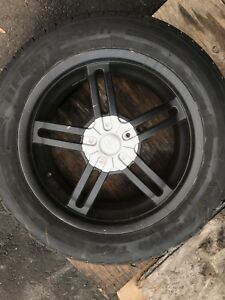 BF Goodrich tires with rims