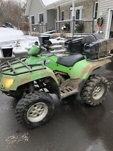 2007 arctic cat400 4x4