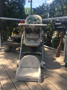 3 in 1 Graco high chair