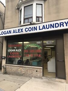 Coin Laundromat for Sale