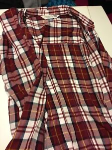 Old navy button up shirts.... most never worn