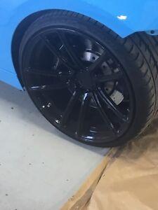 "ADV1 wheels 20"" Audi R8 Lamborghini Gallardo"