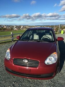 Price reduced 2009 hyundai accent automatic