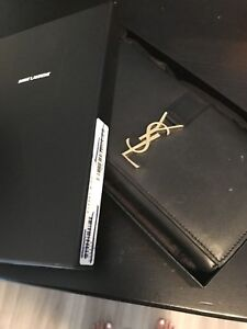YSL *AUTHENTIC* LARGE FLAP WALLET FOR SALE