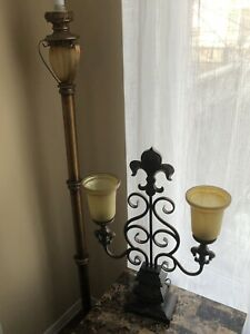 Floor lamp/Side table lamp