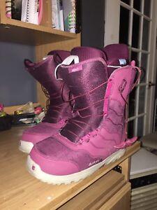 Snowboard boots- Burton