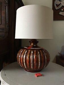 Lampes Vintage Mid-Century