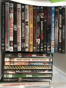Lots de DVD
