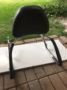 Driver back rest for gl 1500 goldwing