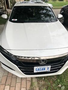 Honda accord 2018 lease takeover