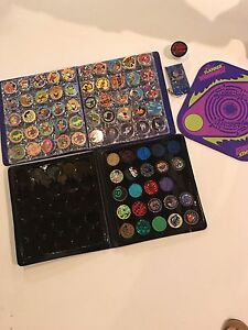 Pogs and slammers