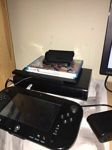 WII U With Smash Bro's and GameCube adapter