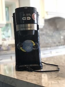 Hamilton Beach Grind and Brew single cup coffee maker