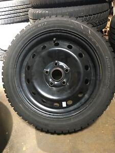 Winter tires, 09 jetta
