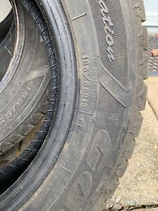 185/65/15 Goodyear winter tires