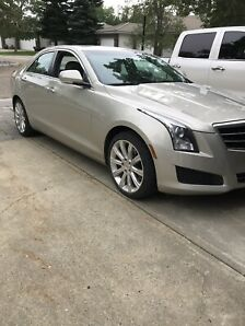 2013 Cadillac ATS4 3.6L AWD Luxury