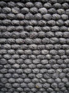 New Flatweave Wool Coppola Oasis Ash Grey Hand Woven Rugs Melbourne CBD Melbourne City Preview
