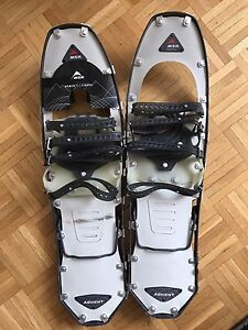 Women's MSR Lightning Ascent Snowshoes NEVER USED
