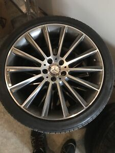 Mercedes Benz OEM AMG Rims - Real and not Knock Offs