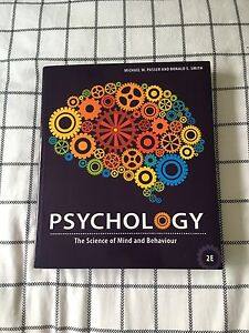 Psychology: The Science of Mind and Behaviour North Plympton West Torrens Area Preview