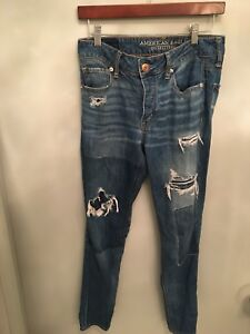 American Eagle Pants- Size 0 (fits more like a 4)