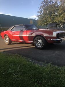 1968 Camaro | Great Selection of Classic, Retro, Drag and Muscle